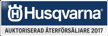 Husqvarna Auktoriserad Återförsäljare 2017
