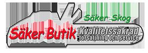 Logotyp för Säker Butik