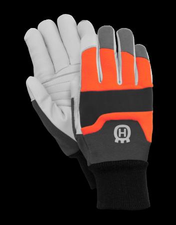 Handskar, Functional med sågskydd