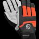 Handskar, Technical med sågskydd