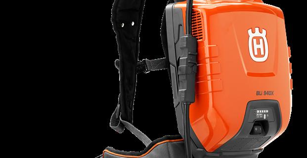 Husqvarna Ryggburet Batteri BLi 520X