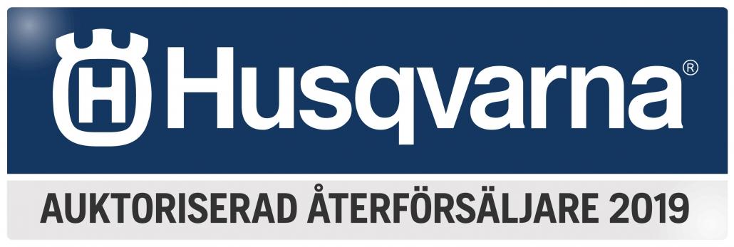 Auktoriserad Husqvarna Återförsäljare 2019 Liggande